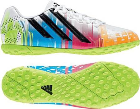 BUTY ADIDAS FREEFOOTBALL X-ITE MESSI roz 45 1/3 /D67200