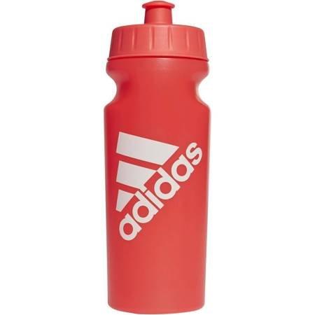 Bidon adidas Performance Bottle czerwony 500ml DU0183