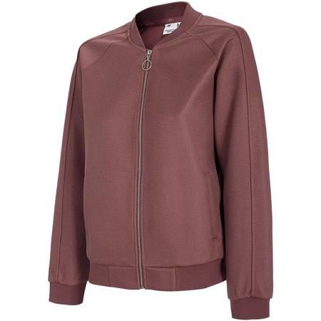 Bluza damska 4F burgund H4L21 BLD021 60S
