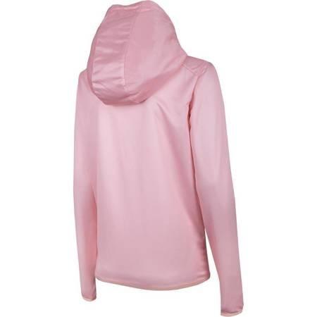 Bluza damska 4F różowa H4Z19 BLDF001A 64S