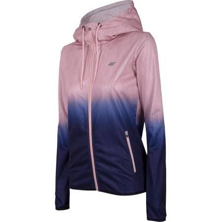 Bluza damska 4F różowo fioletowa H4Z19 BLDF001 92A