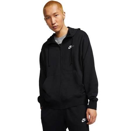 Bluza damska Nike Essentials Crew FLC HBR czarna BV4112 010