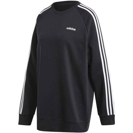 Bluza damska adidas Essential Boyfriend Crew czarna FN5782