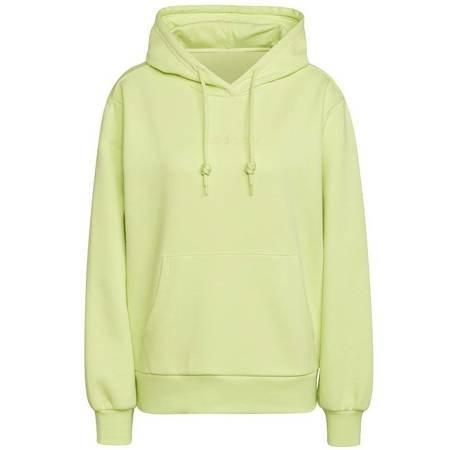 Bluza damska adidas Hoodie limonkowa H33339