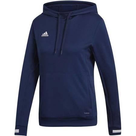 Bluza damska adidas Team 19 Hoody Women granatowa DY8823