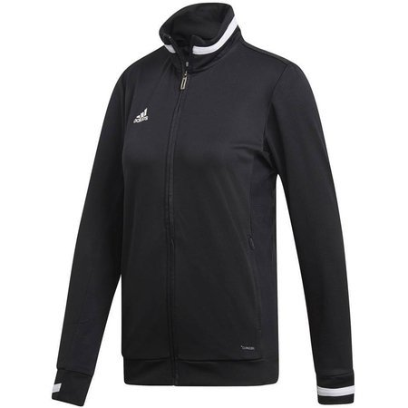 Bluza damska adidas Team 19 Track Jacket Women czarna DW6848