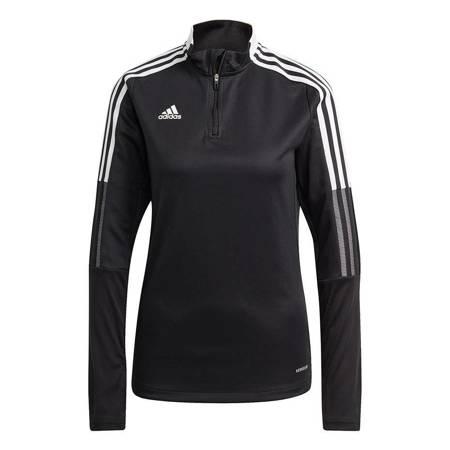 Bluza damska adidas Tiro 21 Training Top czarna GM7318