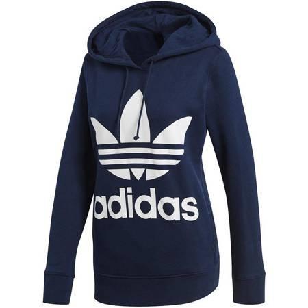 Bluza damska adidas Trefoil Hoodie CE2410