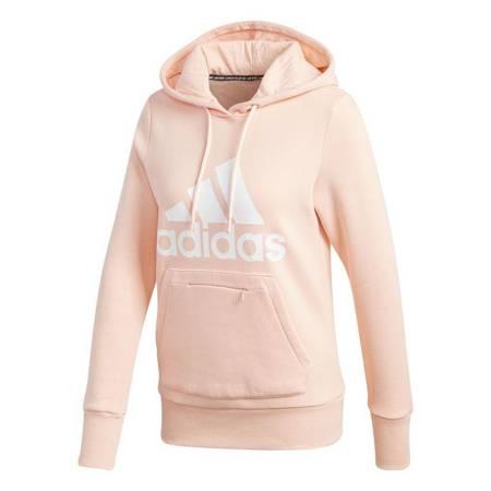 Bluza damska adidas W BOS OH HD brzoskwiniowa GC6918