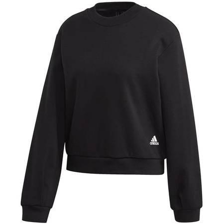 Bluza damska adidas W St Crew czarna FL4911