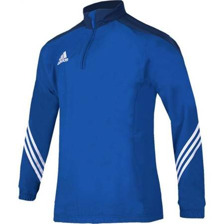 Bluza dla dzieci adidas Sereno 14 Training Top JUNIOR niebieska F49717