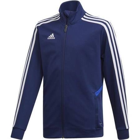 Bluza dla dzieci adidas Tiro 19 Training Jacket JUNIOR granatowa DT5275