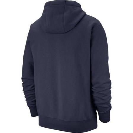 Bluza męska Nike NSW Club Hoodie granatowa BV2654 410