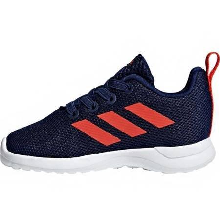 Buty dla dzieci adidas Lite Racer CLN I granatowe F36460