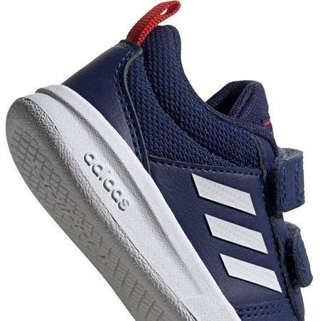 Buty dla dzieci adidas Tensaur I granatowe EF1104