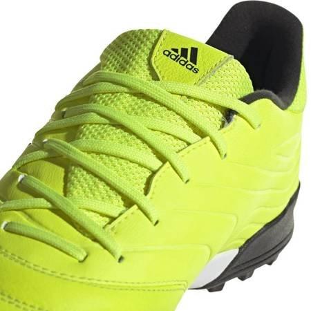 Buty piłkarskie adidas Copa 19.3 TF żółte F35507