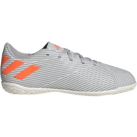 Buty piłkarskie adidas Nemeziz 19.4 IN JR szare EF8307