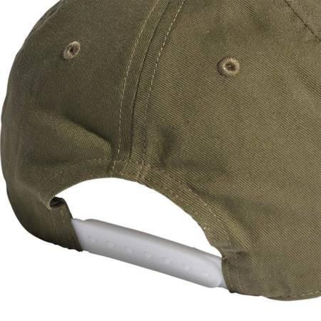 Czapka z daszkiem dla dzieci adidas Daily Cap OSFC khaki EI7431