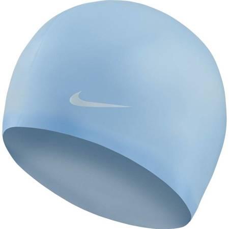 Czepek pływacki Nike Os Solid błękitny 93060-487