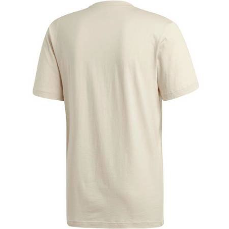Koszulka męska adidas M CRCLD GRFX T beżowa EI4611