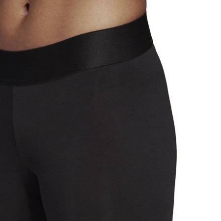 Legginsy damskie adidas W MH Bos Tight czarne DU0005