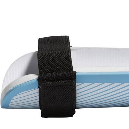 Ochraniacze piłkarskie adidas X Lite niebiesko różowe DY2575