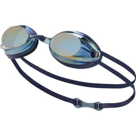 Okulary pływackie Nike Os Remora granatowe 93011-440