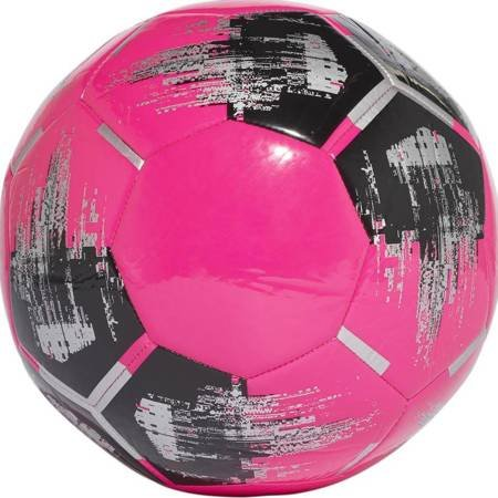 Piłka nożna adidas Team Glider różowa DY2508