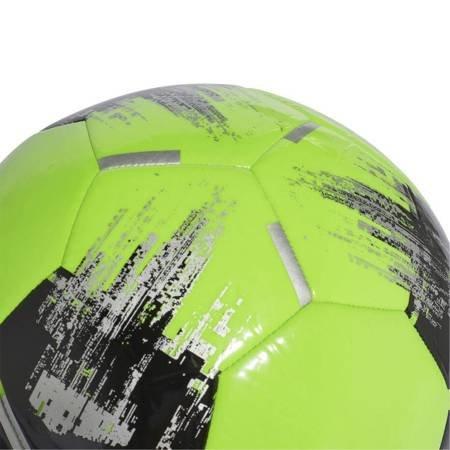 Piłka nożna adidas Team Glider zielona DY2506