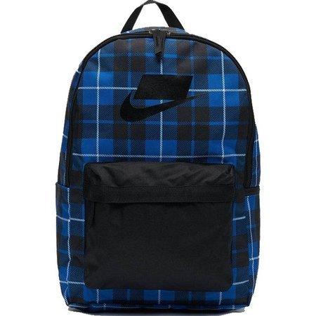 Plecak Nike Hernitage BKPK 2.0 AOP niebiesko czarny BA5880 011