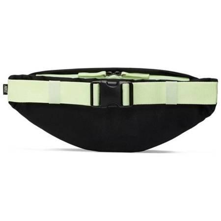 Saszetka Nike Heritage Hip czarno-zielona BA5750 015