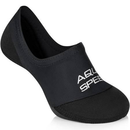 Skarpetki do pływania Aqua-speed Neo czarne kol.07