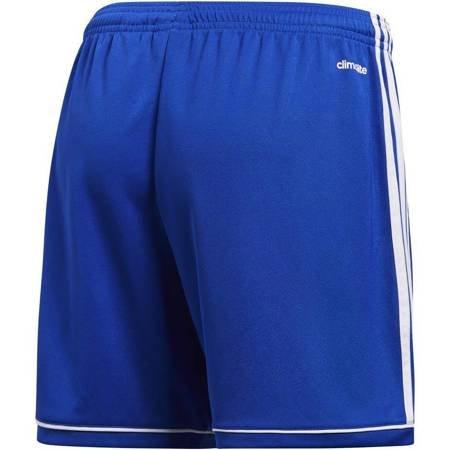 Spodenki damskie adidas Squadra 17 Women niebieskie S99152