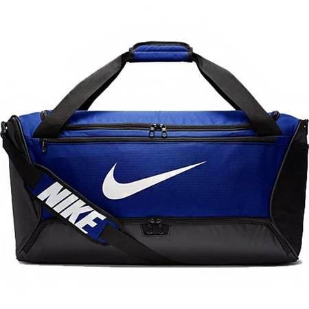 Torba Nike Brasilia M Duffel 9.0 niebieska BA5955 480