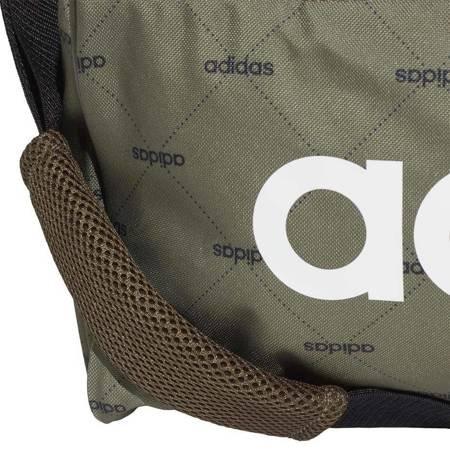 Torba adidas Linear Duffel SG khaki ED0300